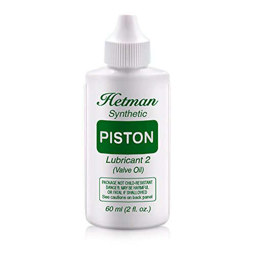 "Hetman Öl Synthetic ""Piston Lubricant 2"" Ventil-Öl 60ml"