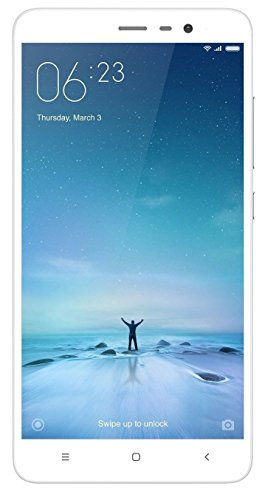 Xiaomi Redmi Note 3  Silver, 32  GB  available at Amazon for Rs.10500