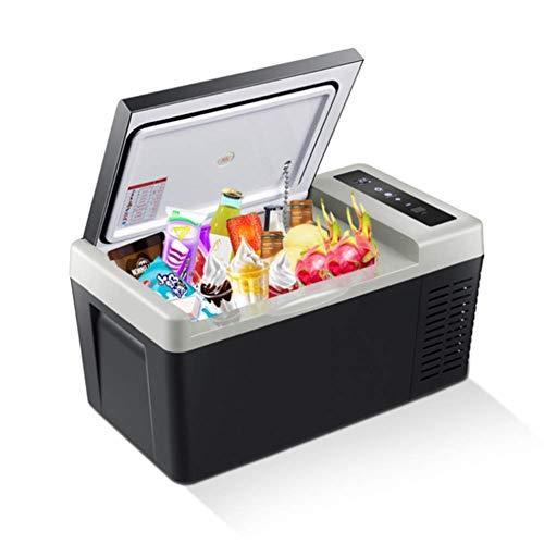 MUTANG Refrigerador para Autos, compresor portátil, refrigerador y congelador para refrigeradores refrigerados...