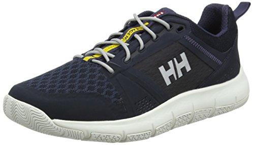 Helly Hansen Damen W Skagen F-1 Offshore Fitnessschuhe, Blau (Navy/Graphite Blue/Off 597), 38.5 EU -