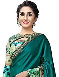 53837111f5e41a Silk Women's Sarees: Buy Silk Women's Sarees online at best prices in India  - Amazon.in