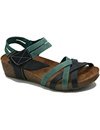 0370c1c787cd Inter-BIOS Women s Thong Sandals blue blue