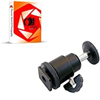 DWL Mini universale per scarpe testa a sfera per treppiede per fotocamere digitali DSLR **V**CONSEGNA RAPIDA**