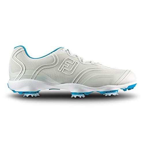 Footjoy FJ Aspire, Scarpe da Golf Donna, Bianco (White 98895), 41 EU