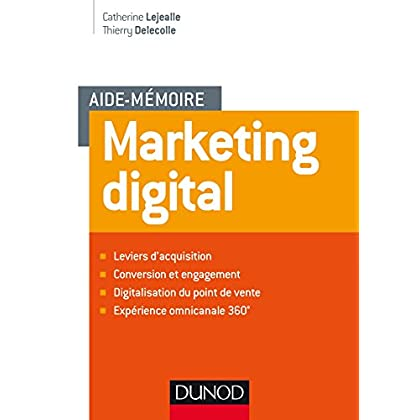 Aide mémoire - Marketing digital