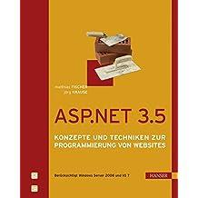 ASP.NET 3.5: Konzepte und Techniken zur Programmierung von Websites