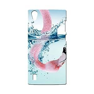 BLUEDIO Designer Printed Back case cover for VIVO Y15 / Y15S - G5031