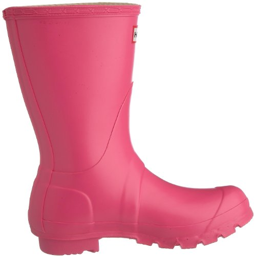 Hunter -Adult Original Short, Boots mixte adulte Rose