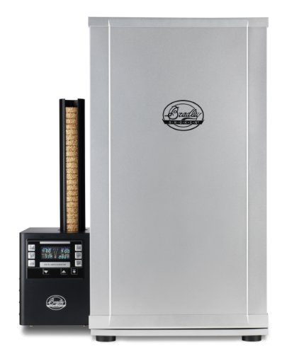 Bradley Smoker Bradley 4 Rack Digital Smoker - Silver