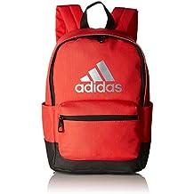 huge discount 049f4 67747 adidas K BP LK Cla Mochila, Unisex niños, Rojo (Correa), 24x36x45