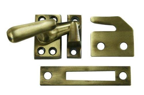 Bronze Casement Fastener (Deltana CF066U10B Casement Fastener Window Lock, Small by Deltana)