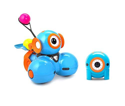 Wonder Workshop Wonder Set: Dash, Dot & Katapult - programmieren lernen für Kinder - Spielzeug Roboter