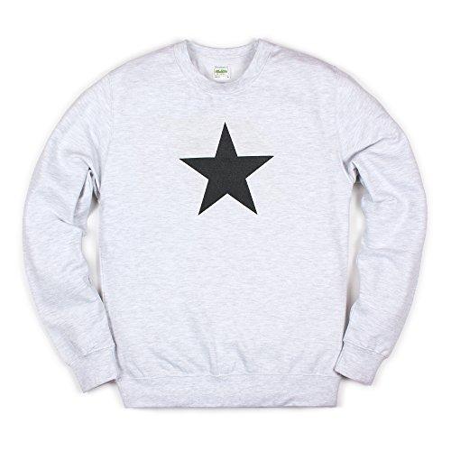 Strand Clothing -  Felpa  - Donna Ash White X-Large