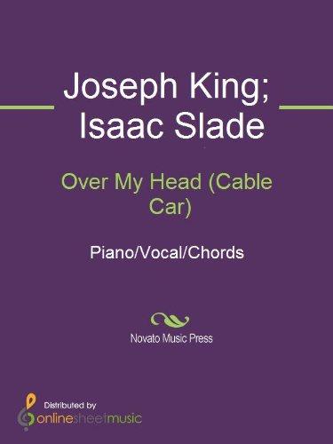 Over My Head (Cable Car) (English Edition) eBook: Isaac Slade ...