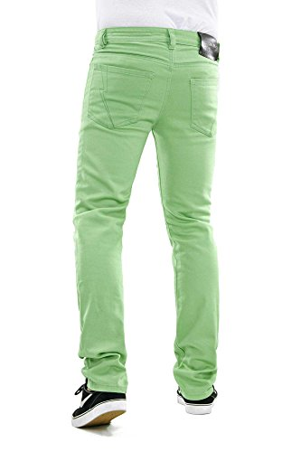 Reell Skin Stretch Jeans Apple Green