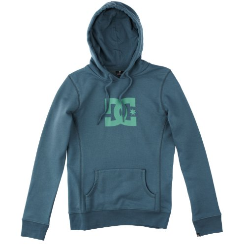 DC Shoes Star Pull-over pour femme Vert - deep teal/emerald