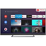 TCL 139.7 cm (55 inches) C8 Series 4K Ultra HD LED Smart Android TV 55C8 with Built-In Farfield  (Black) (2020 Model)