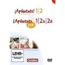 ¡Apúntate! - Ausgabe 2008 / Band 1/2 - Video-DVD: Passgenau auch für ¡Apúntate ya! Band 1, 2A und 2B