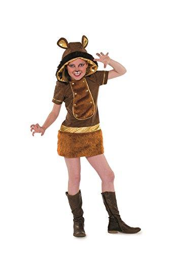 �dchen Löwen-Kostüm Gr.140 (Katze Kostüme Lion)