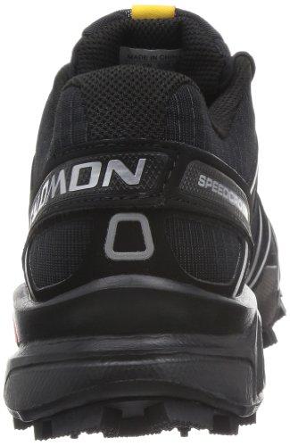 Salomon - Speedcross 3, Scarpe Da Trail Running da donna Nero (Schwarz (Black/Black/Silver  Metallic-X))