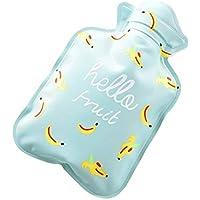 Vosarea Mini Starke Wasserinjektion Wärmflasche Cartoon Nette PVC Wärmflasche (Zufälliges Muster) preisvergleich bei billige-tabletten.eu
