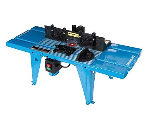 Fresadora de mesa con transportador