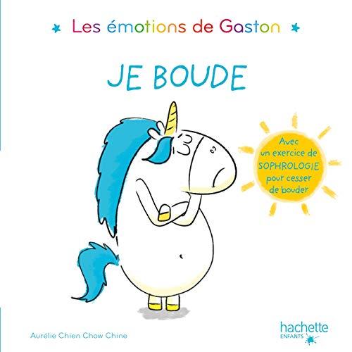 Gaston - Je boude par  Aurélie Chien Chow Chine