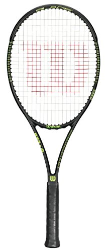 Wilson Turnierschläger Blade 98 18x20, Schwarz, 4, WRT72340U