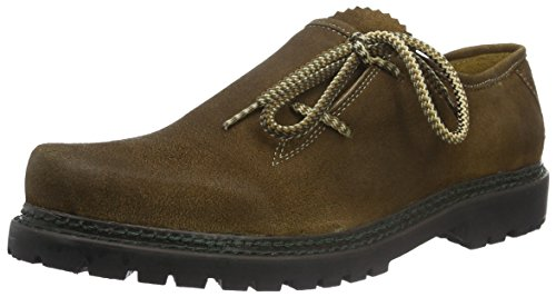 Wiesn King Mens Axel Spago Marrone (marrone Antico 523)