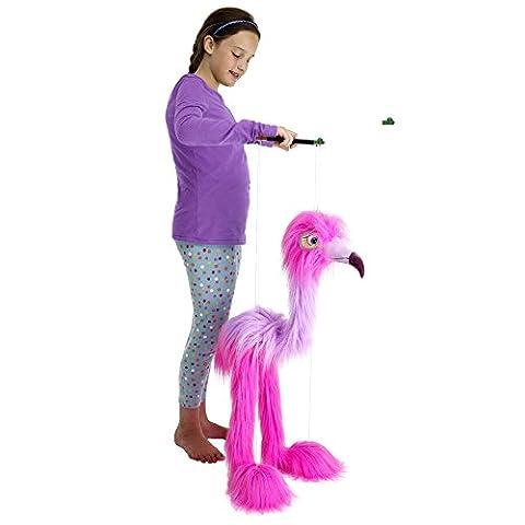 The Puppet Company - Riesenvögel-Marionetten - Flamingo