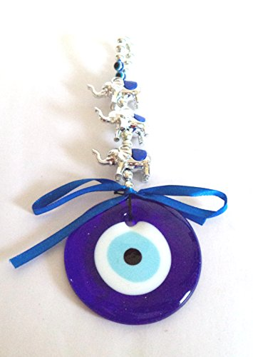 Tej Gifts Tej Gifts Feng Shui Evil Eye Hanging Amulet Door Hanging