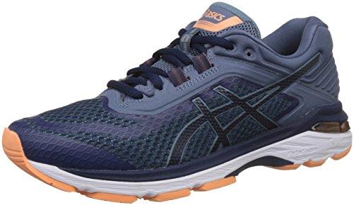 41d2a5c7f1 Asics Women's Gt-2000 6 Training Shoes, Blue (Indigo Blue/Indigo ...