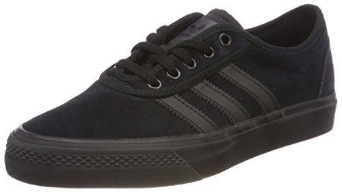 buy popular 9e47c ccb36 adidas Men s Adi-Ease Skateboarding Shoes, Black(Core Black core Black