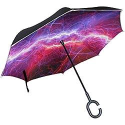 Paraguas de rayo grande
