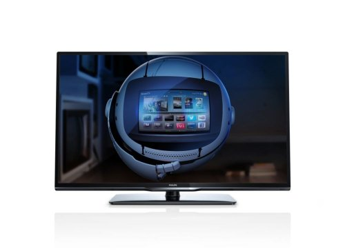 "Philips 42"" 42PFL3208T Full HD Smart (WiFi Ready) LED TV with FreeView HD (New for 2013)"