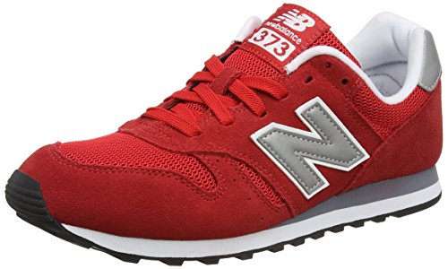 New Balance Herren ML373RED, Men Low-Top Sneakers, Rot (ML373RED), 42 - Classic New Männer Schuhe Balance