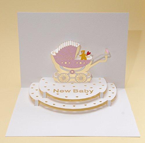 forever-handmade-pop-up-karte-zur-geburt-new-baby-girl-edel-und-elegant-mit-verbluffender-wirkung-be