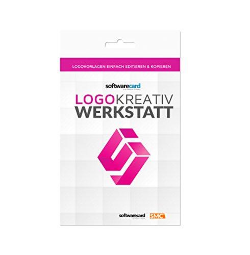 Logo Design selbst gemacht mit 300 Vorlagen für Photoshop, Xara, Gimp und...