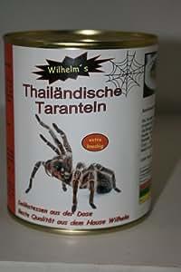Thailändische Taranteln in der Dose(Scherzartikel)