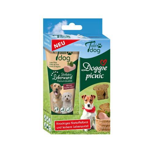 Tubi dog Doggie Picnic Hundesnack - 125 g