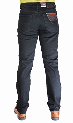 Pierre Cardin - Jeans - Relaxed - Uni - Homme black star (3231 122.05)