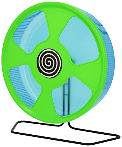 Trixie Exercise Wheel, 28 cm Dia (colours may vary) Test