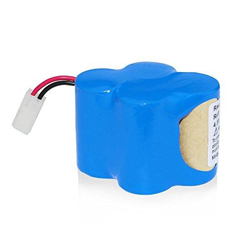 efluky 4.8V 3.0Ah Euro Pro Shark Ersatz Batterie für Shark X1725QN Akku V1700Z V1930 Schnurlos Kehrmaschine (1PCS)