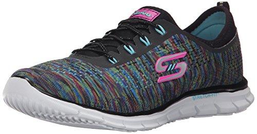 skechers-glider-deep-space-sneakers-basses-femme-noir-bkmt-41-eu