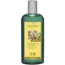 Logona Color Care Shampoo Camomilla, 250ml Biondi