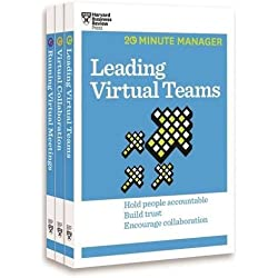 The Virtual Manager Collection: Virtual Collaboration/Running Virtual Meetings/Leading Virtual Teams