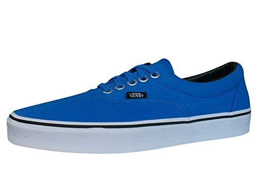Vans Unisex Era Bril, Baskets Basses Homme Bleu - Cielo
