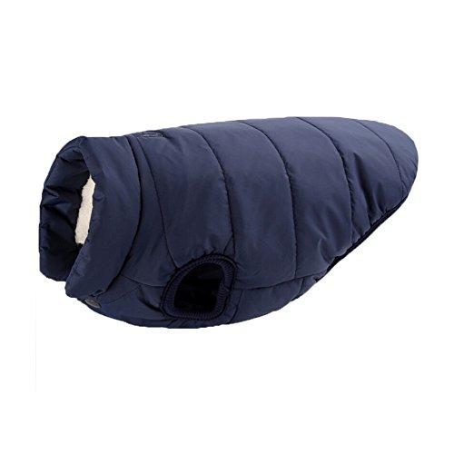 Saingace Manteau Chien Petite Taille Hiver Chaud Épaissir Gilet Veste Manteaux Chemise pour Petit/Moyen Chien Chihuahua Yorkshire Bouledogue Francais