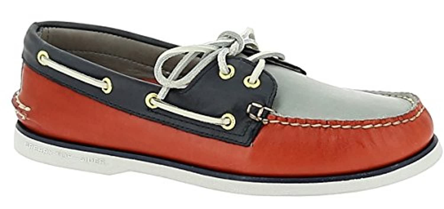 Sperry Gold Cup A/O 2 Eye Leather Boat Shoe