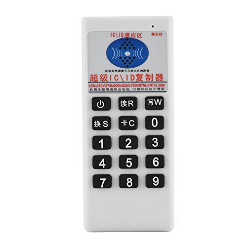 05CD NFC IC Ausweiskopierer, RFID Reader Writer KartenschlüSselkopierer 13,56 MHz FüR Access Control System Reader Control